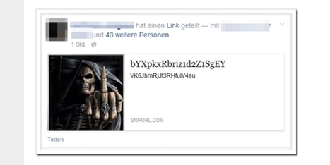 Achtung: Fieser Facebook-Trojaner macht die Runde | Awareness | CyberSecurity | Social Media | Social Media and its influence | Scoop.it