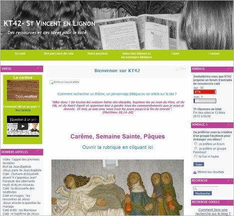La Bible - KT42 | Des sites pour lire et comprendre la Bible | Scoop.it