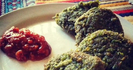 Fusion Grub: The Veggie Kabab | Food for Foodies | Scoop.it