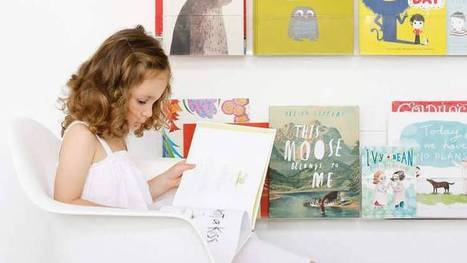 Reading helps toddlers start school: research by QUT and Charles Sturt | Libraries and reading | Scoop.it