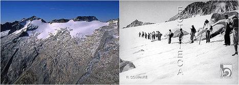 Los glaciares del Pirineo aragonés han perdido el 75% de su superficie en los últimos 35 años | #territori | Scoop.it