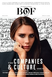 Victoria Beckham, Fashion Transformer - The Business of Fashion | Fashion & Style - News, Trends, Advice For The Busy Working Woman | Scoop.it