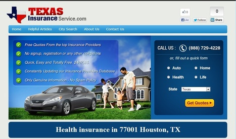 Health insurance and Affordable health insurance - 77001 Houston, TX | health insurance austin tx | Scoop.it