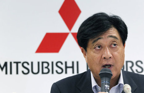 Mitsubishi boss says US operations may break even next year | AS Business Studies | Scoop.it