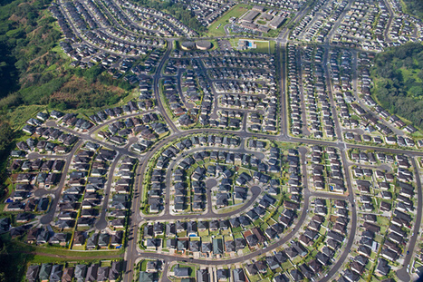 The grass isn't greener in the outer 'burbs | Geography in the classroom | Scoop.it