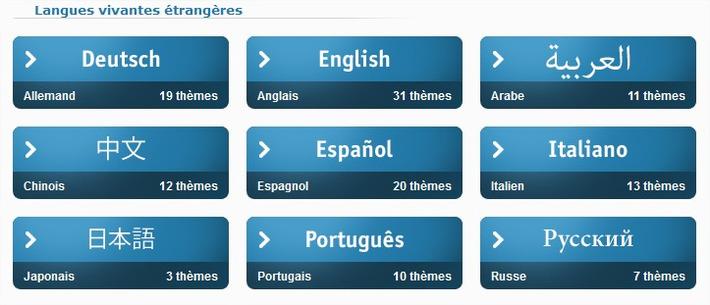 Langues en ligne : modules d'enseignement prêts à l'emploi | TIC et TICE mais... en français | Scoop.it