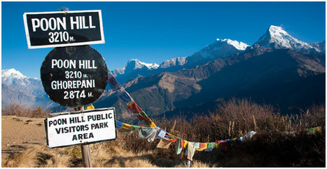 Ghorepani Trekking - Ghorepani Poon Hill Trekking   Trekking in Nepal   Scoop.it