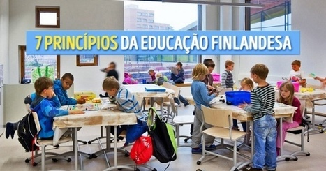 7Princípios daEducação Finlandesa   ARTE, PINTURA, LITERATURA, MÚSICA, FOTOGRAFIA E...   Scoop.it