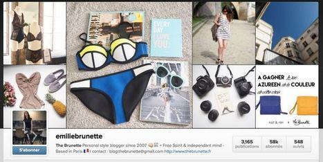 """Utilisatrices d'Instagram : """"filles normales"""" et nouveaux mannequins ?   Environnement Digital   Scoop.it"""