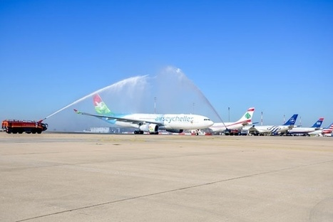 African Aerospace - Air Seychelles and Air France agree new commercial deal | Formation aéronautique, training & industry | Scoop.it