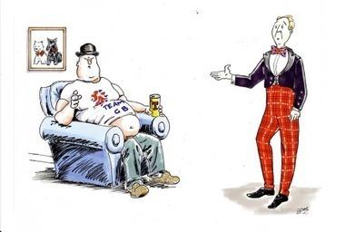 Introducing... the Union Jocks | Referendum 2014 | Scoop.it