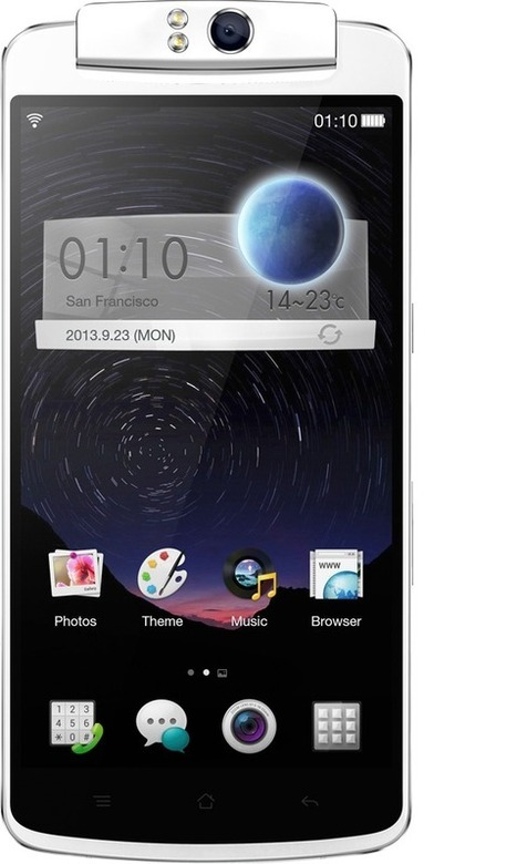 Oppo N1 Gets Official CyanogenMod Goodness | Android | Scoop.it