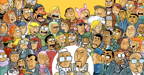 « Muslim' Show », une BD française à la conquête du monde | BD et histoire | Scoop.it