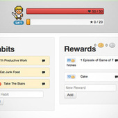 HabitRPG Turns Better Behavior into a Game of Survival   World Changing Games   Scoop.it