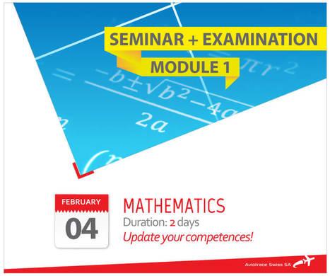 EASA Part 66 Module 1 Seminar + Examination - Mathematics | AML Basic Maintenance Training | Scoop.it