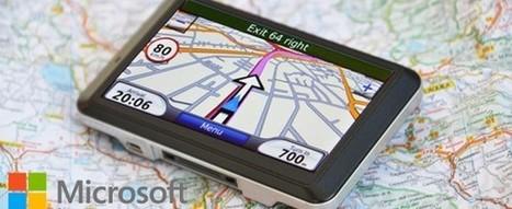 Microsoft cria tecnologia GPS baseada em cloud. - Tech&Net | Scoop.it Ciência futurista artificial e natural | Scoop.it