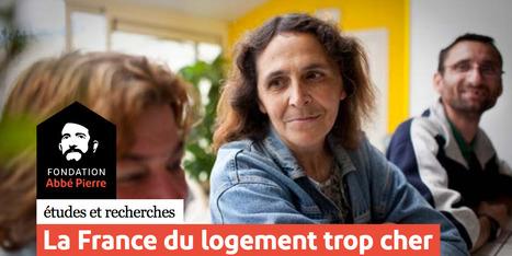 La France du logement trop cher | Habitat et Logement | Scoop.it