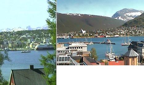 Tara à Tromsø à proximité du quai de l'Hurtigruten | Arctique et Antarctique | Scoop.it