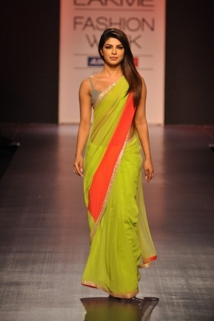 15 Party wear Sarees | Fashion and Beauty | Scoop.it