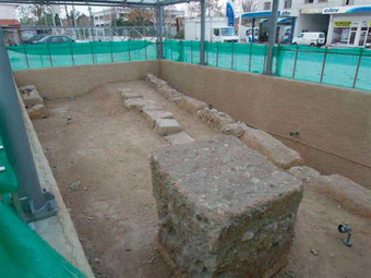 The Archaeology News Network: Section of the Athenian Sacred Way revealed | Teaching history and archaeology to kids | Scoop.it