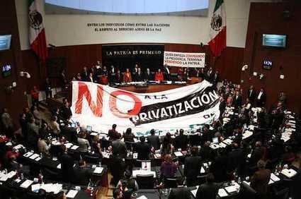 La Jornada: Aprueban reforma energética con cambios impuestos a última hora | Activismo en la RED | Scoop.it