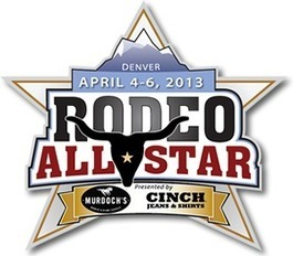 Rodeo All-Star Weekend | April 4-7, 2013 | Denver, CO | National Western Complex | Colorado Rodeo | Scoop.it