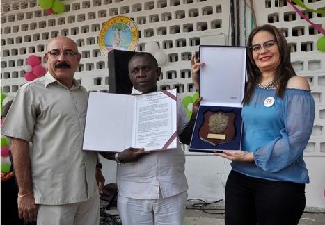 Distrito reconoció labor de la Institución Educativa Nuestra Señora del Carmen | Cartagena de Indias - 8º edición de boletín semanal | Scoop.it