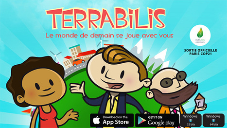 Terrabilis. Un jeu vidéo sur le développement durable - Terrabilis | Usages numériques et Histoire Géographie | Scoop.it
