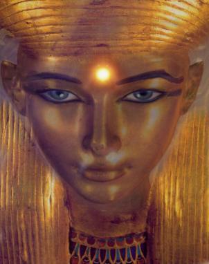 """La diosa egipcia Hathor"" | Afrikaanse Kuns | Scoop.it"