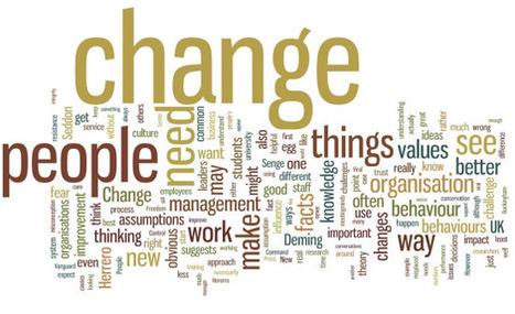 Let's Talk About Change   Коучинг   Scoop.it