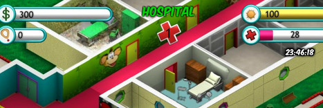 Hospitopia virtual world | AvatarGeneration | Young Adult and Children's Stories | Scoop.it
