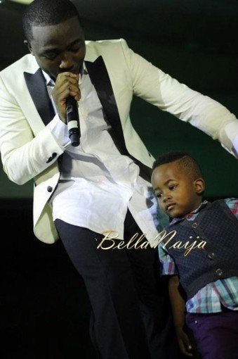 So Cute! Rap Star Ice Prince brings his Son Jamal On Stage at the Fire of ... - Bella Naija | hip hop | Scoop.it
