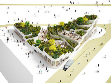 Reinventing The Supermarket As A Terraced Retreat | Retail Industry Trends | Scoop.it