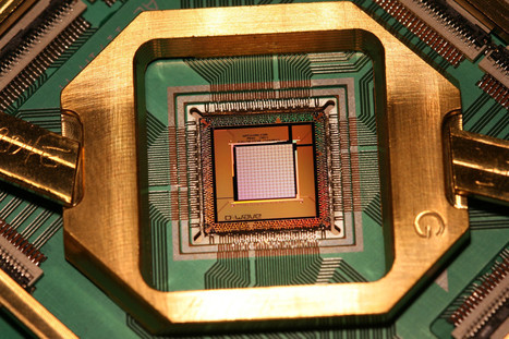 Google's Quantum Computer Just Got a Big Upgrade | Knowmads, Infocology of the future | Scoop.it