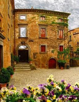 Itinerario turistisco: Civita di Bagnoregio | Wiilo | Wiilo a new city experience | Scoop.it