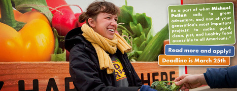 FoodCorps   Extension Works the Food System   Scoop.it