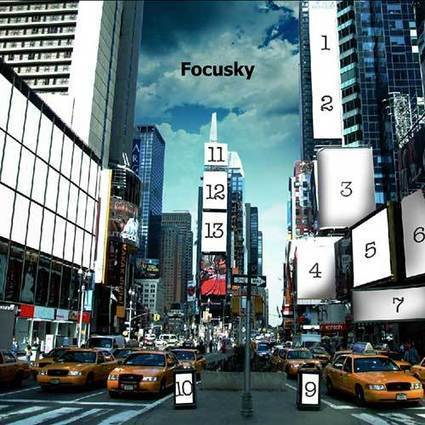 FOCUSKY online presentation software | Elementary Technology Education | Scoop.it