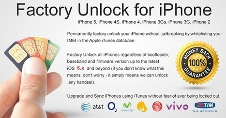 AT&T Unlock iPhone Does Not Void Your Warranty - | AT&T Unlock iPhone | Scoop.it