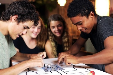 La robotique à l'école primaire - 11 mini-robots pour jouer et apprendre à programmer - Geek Junior - | BeBetter | Scoop.it