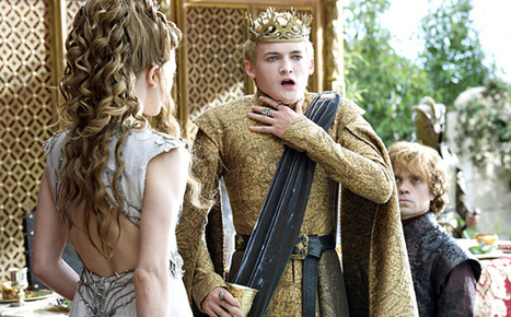 Reaction's After King Joffrey's Death R.I.P | Break Free Movies | Scoop.it