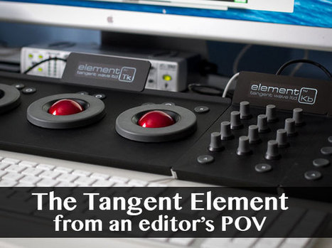 Looking at the Tangent Element from an Editor's POV | DaVinci Resolve | Scoop.it