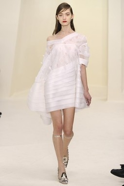 Christian Dior Haute Couture Spring 2014 - Women's Wear Daily | Fashion Inspiration | Scoop.it