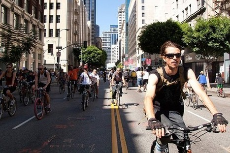 Bicycling Can Be Deadlier in L.A. Than in Mumbai, Shanghai and Other Heavy-Traffic Cities (VIDEO) | Bicycle Safety and Accident Claims in CA | Scoop.it