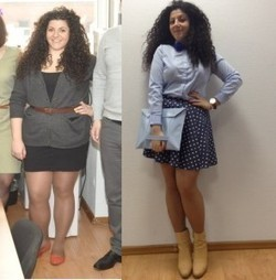 Quasi non la riconoscevo: era chiaro che lei aveva perso non meno di 30 kg ! | Health & Beauty International | Health & Beauty - International | Scoop.it
