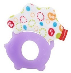 Buy Fisher-Price Terry Teether | Discounts India | Scoop.it