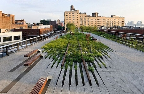 High Line New York City: When Green Becomes Gold | Urban Design | Scoop.it