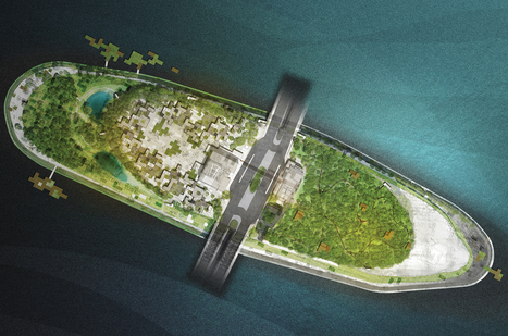 Sustainable Neverland Was the Inspiration Behind Group8asia Dream Island in Seoul | URBANmedias | Scoop.it