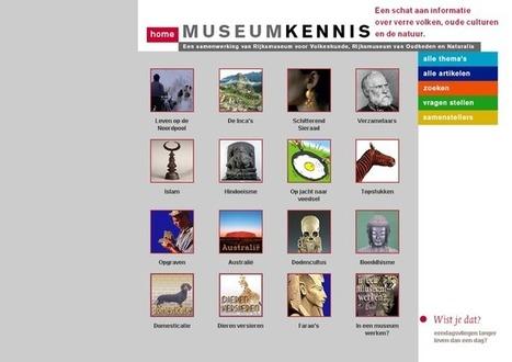 Afscheid van Museumkennis | Kinder Informatie | Scoop.it