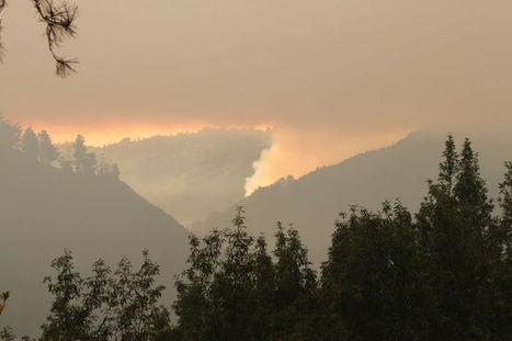 Big Sur Fire 2013 | The Blog's Revue by OlivierSC | Scoop.it
