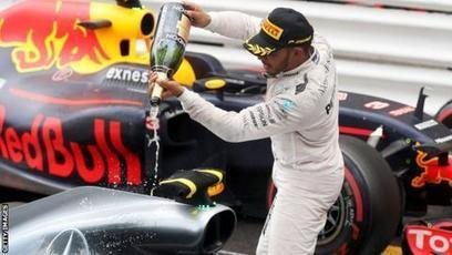 'Lewis Hamilton shows difference between a good & great driver' | Business Video Directory | Scoop.it